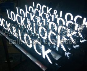 Sản xuất logo Lock & Lock xuất khẩu